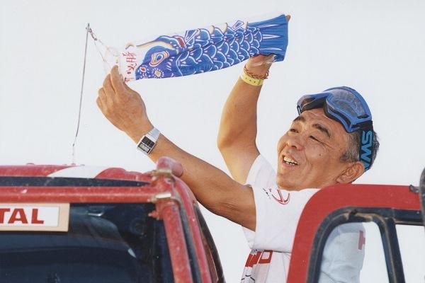 Yoshimasa Sugawara's retirement from the Dakar Rally