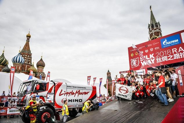 Resultado de imagen para el silk way rally 2019 route