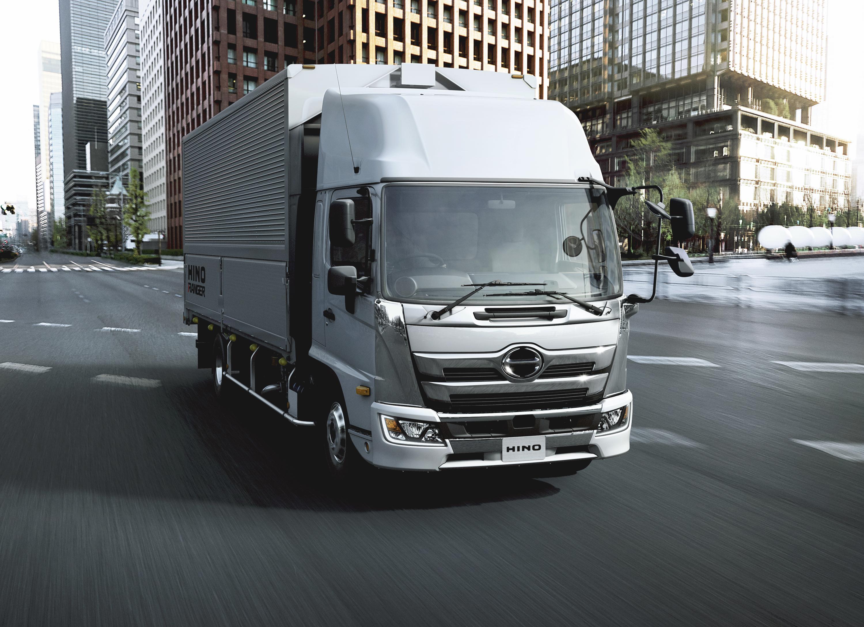 Hino Motors will exhibit five vehicles, including the new HINO700