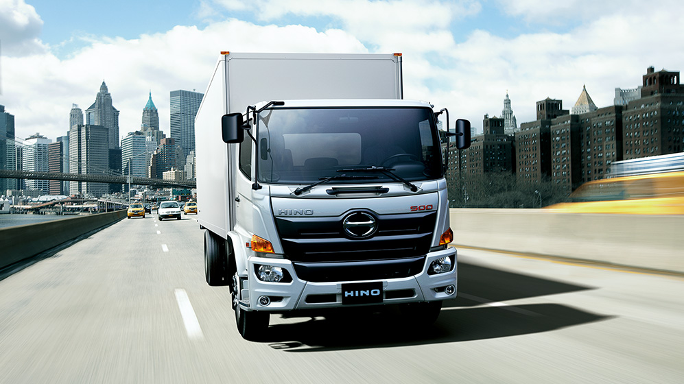 Timing For Hino Four Cylinder
